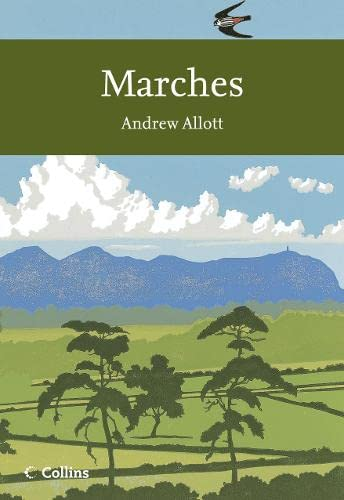 9780007248179: Marches (Collins New Naturalist)