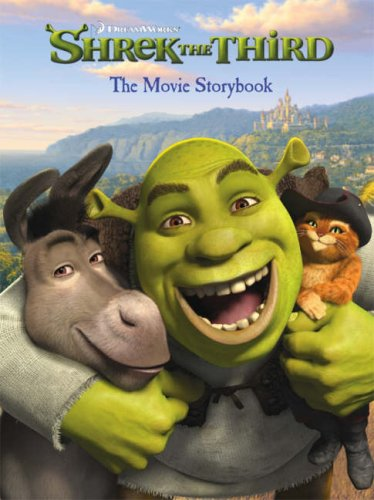 9780007248216: Shrek the Third - Movie Storybook