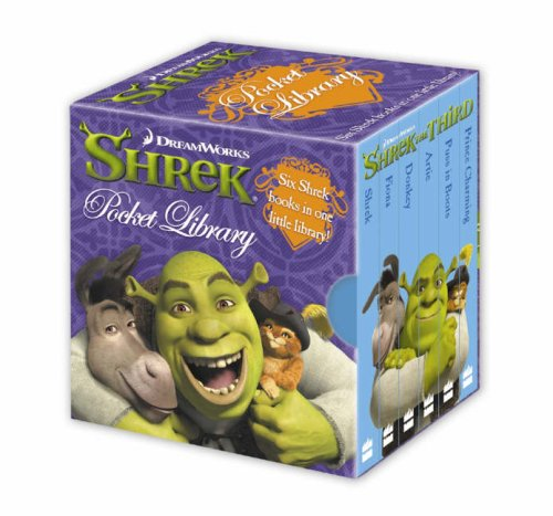 9780007248315: Shrek the Third - Pocket Library