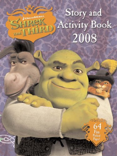 9780007248360: Shrek the Third - Story and Activity Book