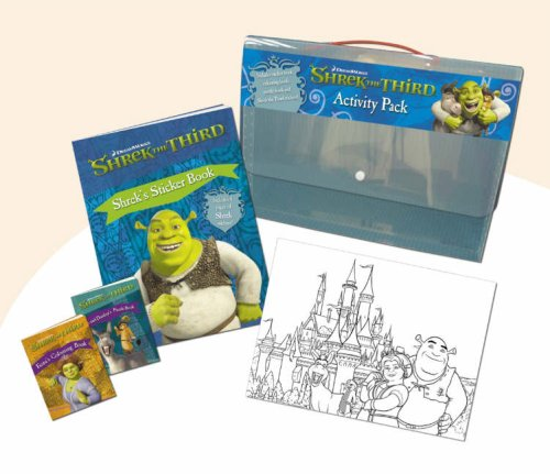 9780007248483: Shrek the Third - Activity Pack