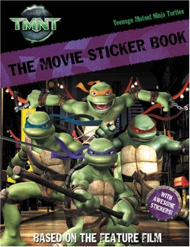 9780007249046: Movie Sticker Book (