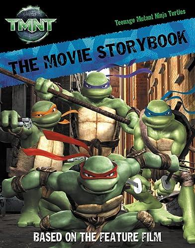 9780007249060: Movie Storybook (Teenage Mutant Ninja Turtles)