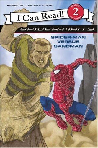 9780007249169: Spider-Man 3 - Spider-Man Versus Sandman: I Can Read! 2