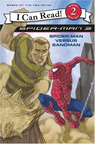 9780007249169: Spiderman Versus Sandman: I Can Read (