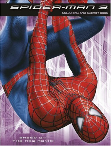 9780007249176: Spiderman 3: Colouring and Activity Book (