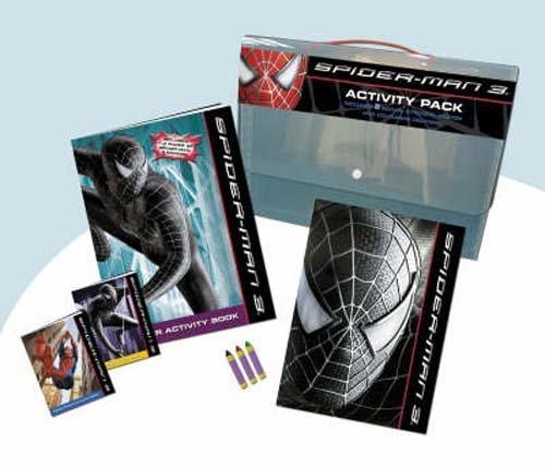 9780007249190: Spider-Man 3 - Activity Pack