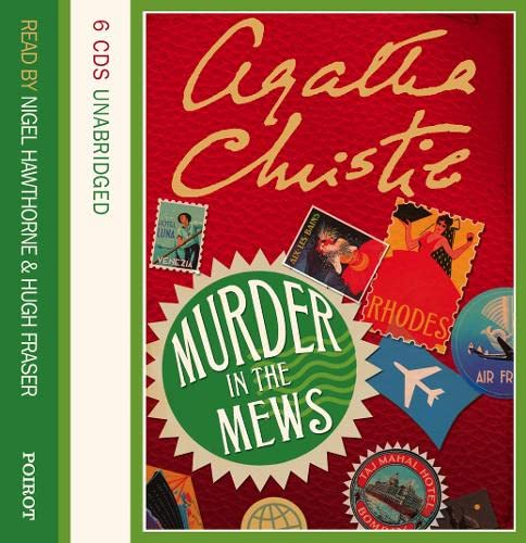 9780007250226: Murder in the Mews