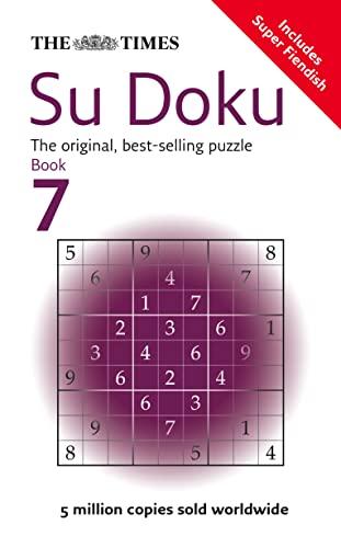 9780007250400: The Times Su Doku Book 7 (Bk. 7)