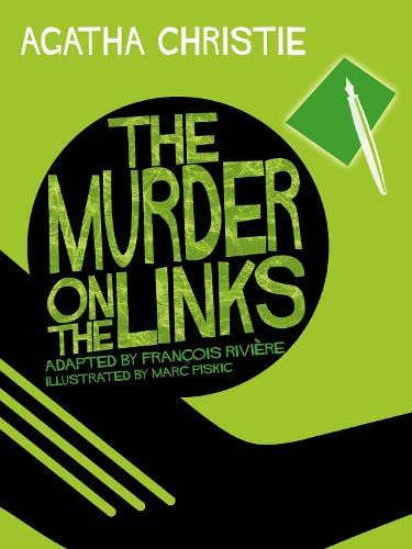 9780007250578: The Murder on the Links (Agatha Christie Comic Strip)