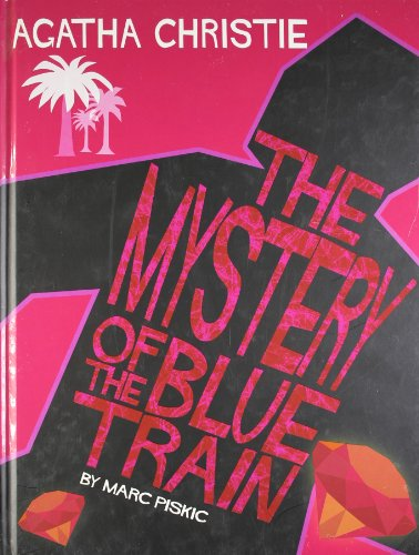 9780007250608: The Mystery of the Blue Train (Agatha Christie Comic Strip)