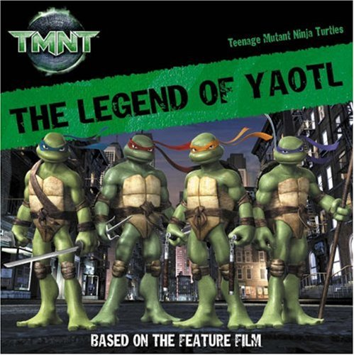 9780007250707: The Legend of Yaotl (