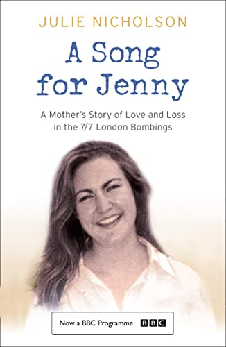 9780007250813: Song for Jenny: A Mother's Story of Love and Loss