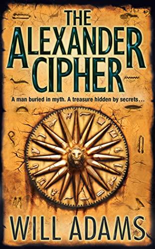 9780007250875: The Alexander Cipher