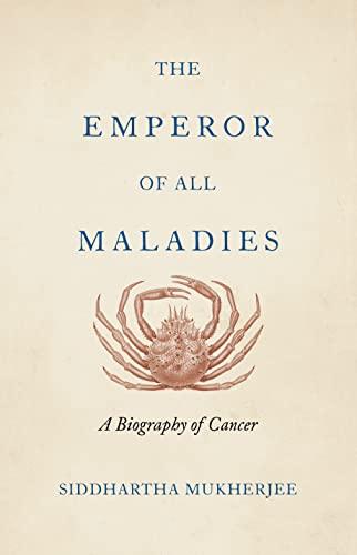 Resultado de imagen para The emperor of all maladies-Siddhartha Mukherjee