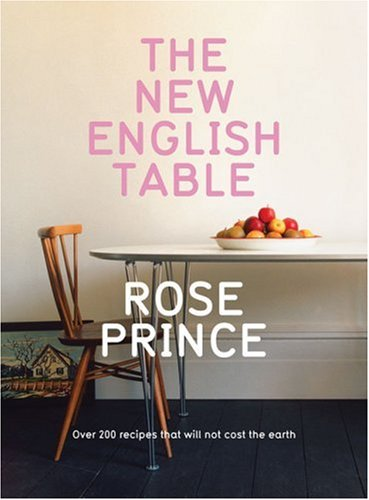 9780007250936: The New English Table: Over 200 Recipes that Will Not Cost the Earth
