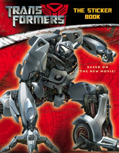 9780007251049: Transformers - Sticker Book