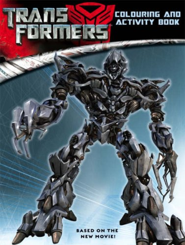 9780007251056: Transformers - Activity Book