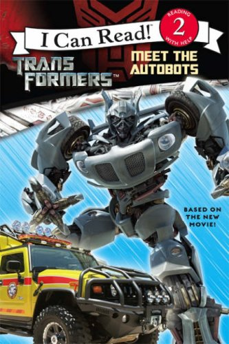 9780007251070: Transformers - Meet the Autobots: I Can Read! 2: v. 1