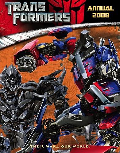 9780007251094: Transformers - Annual 2008