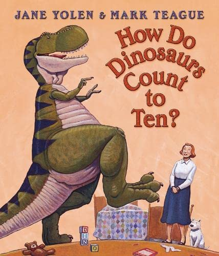 9780007251162: How Do Dinosaurs Count To Ten?