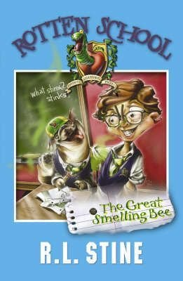 9780007251254: The Great Smelling Bee (Rotten School, Book 2)