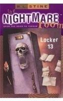 9780007251315: Locker 13 (The Nightmare Room, Book 2)