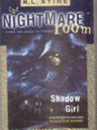 9780007251377: Shadow Girl (The Nightmare Room, Book 8)