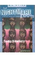 Camp Nowhere (The Nightmare Room, Book 9): Stine, R. L.