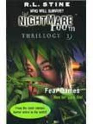 9780007251445: Fear Game (Nightmare Room Thrillogy #1)