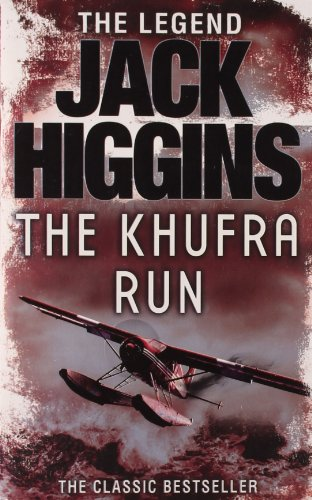 9780007251742: The Khufra Run
