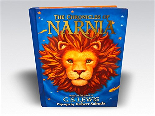 9780007251896: Chronicles of Narnia: A Pop-Up Adaptation of C.S (The Chronicles of Narnia)