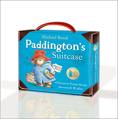 9780007251940: Paddington Suitcase (Eight book set) (Paddington Bear)