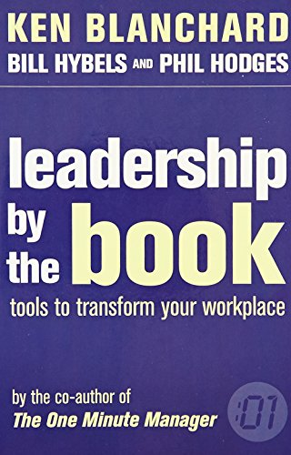 9780007252022: Leadership by the Book (The One Minute Manager)