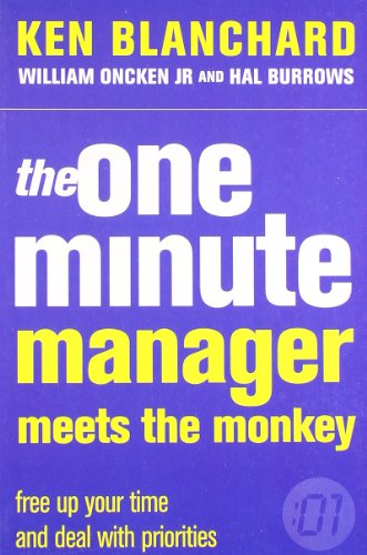 9780007252046: The One Minute Manager Meets the Monkey (The One Minute Manager)