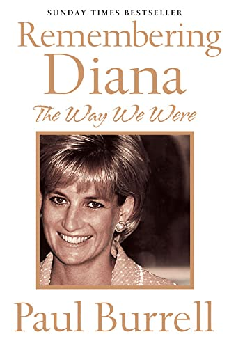 9780007252633: The Way We Were: Remembering Diana