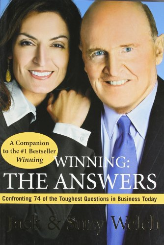 9780007252640: Winning: The Answers: Confronting 74 of the Toughest Questions in Business Today