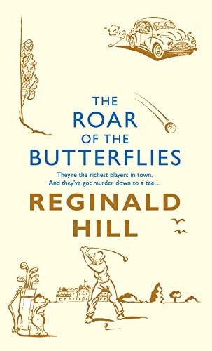 9780007252732: The Roar of the Butterflies