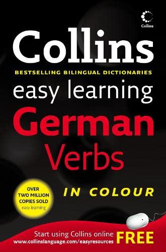 9780007252770: Collins German Verbs (Collins Easy Learning Dictionaries)