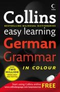 9780007252787: Collins Easy Learning - Collins Easy Learning German Grammar (Collins Easy Learning Dictionaries)