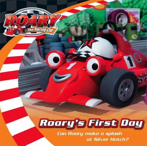 9780007253050: Roary the Racing Car - Roary's First Day