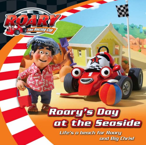 9780007253159: Roary the Racing Car - Roary's Day at the Seaside