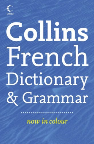 9780007253166: Collins Dictionary and Grammar ? Collins French