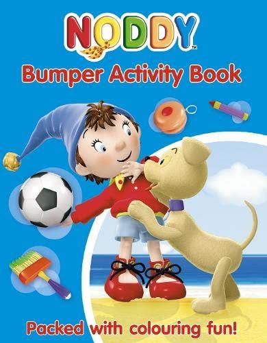 9780007253531: Noddy Bumper Activity Book (Noddy Activity Book)