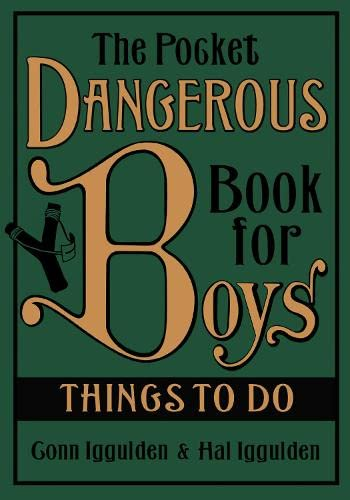 9780007253968: The Pocket Dangerous Book for Boys: Things to Do
