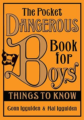 9780007254019: Pocket Dangerous Book For Boys