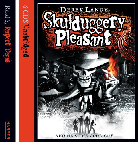 9780007254453: Skulduggery Pleasant (Skulduggery Pleasant, Book 1): Complete & Unabridged