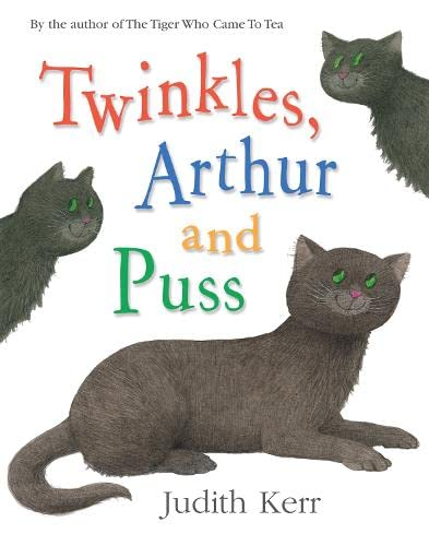 9780007254460: Twinkles, Arthur and Puss