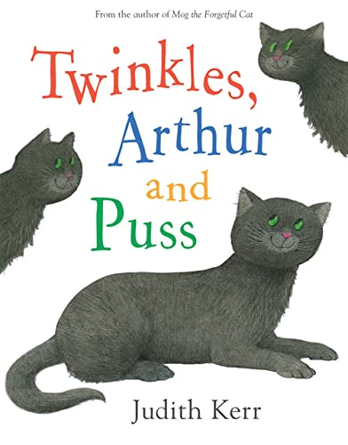9780007254477: Twinkles, Arthur and Puss