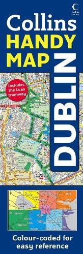 9780007254637: Handy Map Dublin